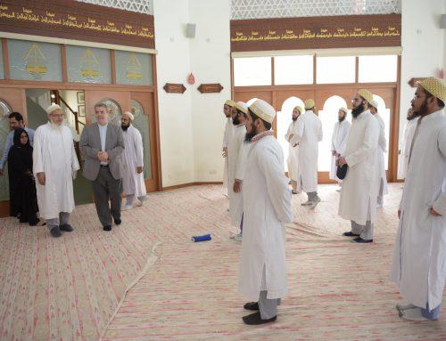 Iranian Cultural Centre Conducts Persian Examination in Aljamea Karachi