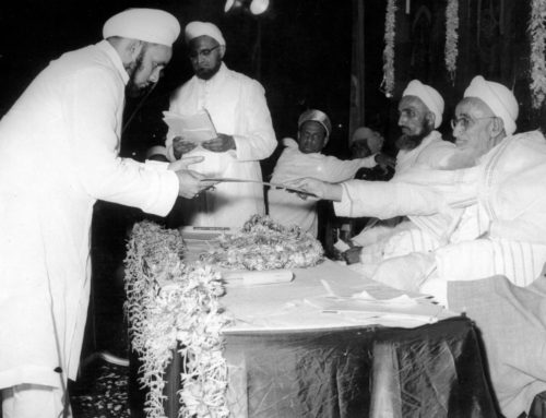 Aljamea-tus-Saifiyah Mourns the Loss of its Rector